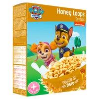 Paw Patrol Honey Loops Cereal 200g