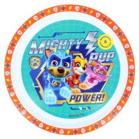 Paw Patrol Mighty Pups Melamine Plate