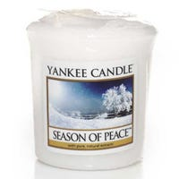 Yankee Votive Season of Peace