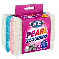 Pearlscent Scourers 4 Pack