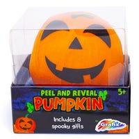 Grafix Peal and Reveal Pumpkin