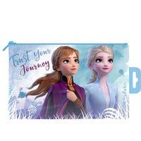 Disney Frozen 2 Flat Pencil Case