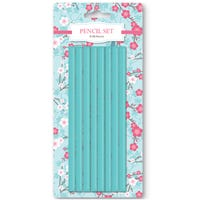 HB Cherry Blossom Pencils 8 Pack