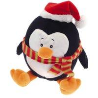 Christmas Door Stop Penguin