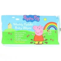 Peppa Pig Baby Wipes 56 Pack