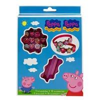 Peppa Pig Bracelets and Charms Set