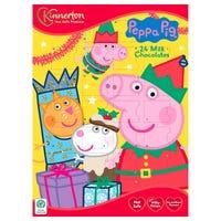 Kinnerton Peppa Pig Chocolate Advent Calendar