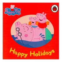 Peppa Pig Happy Holidays Book