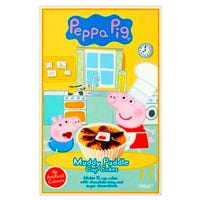 Peppa Pig Muddy Puddle Cupcake Mix 195g
