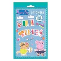 Peppa Pig Fun Times Stickers