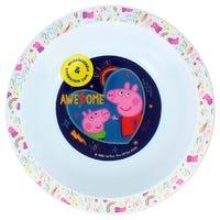 Peppa Pig Melamine Bowl