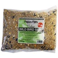 Peppy Pets Wild Bird Seed 1.25kg