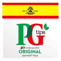 PG Tips 40's