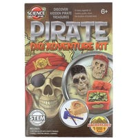 Pirate Dig Adventure Exploration Kit