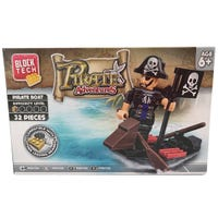 Block Tech Pirates Adventures 32 Piece