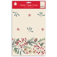Christmas Traditional Foliage Table Cover