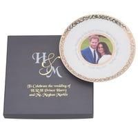 Royal Wedding 20CM Plate New Bone China