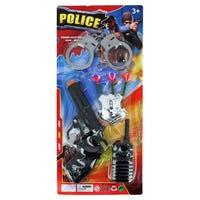 Police Accessories Set