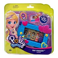Polly Pocket Say Freeze