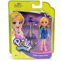 Polly Pocket Activity Doll Pogo-a-Gogo