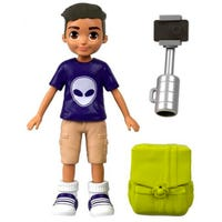 Polly Pocket Activity Doll Nicolas