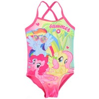 My Little Pony Girls Swimming Costume 18-24 Months