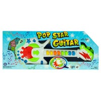 Pop Star Guitar with Lights Assorted