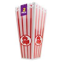 Plastic Popcorn Holder 2 Pack