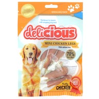 Delicious Chicken Legs Treats 5 Pack