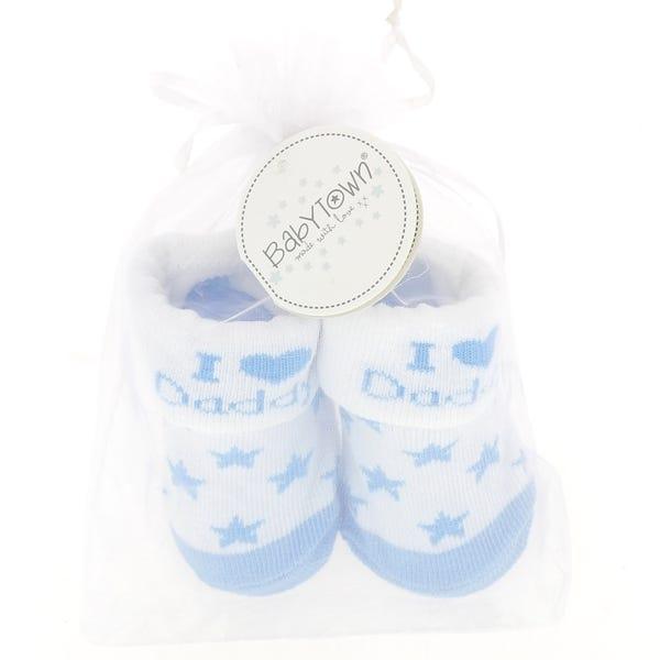 Master Baby Boys 3 Pack Design Sock Size 0 2 5