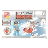 Block Tech Emergency Rescue Air Ambulance
