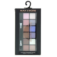 Max And More Eyeshadow Palette Pink/Purple