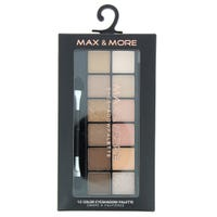 Max And More Eyeshadow Palette Natural