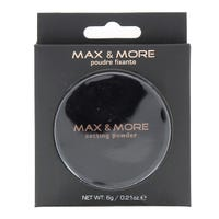 Max And More Loose Setting Powder