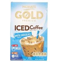 Mokate Iced Coffee White Chocolate 8 Sachets