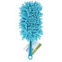 * D-Lux Microfibre Duster Blue