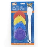 Pet Fork & Can Covers