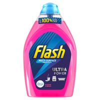 Flash Ultra Power Liquid Gel Blossom and Breeze 400ml