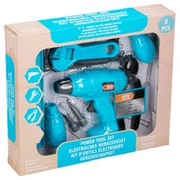 Children's Power Tool Set 9 Piece