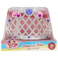 Amelia and Friends Princess Tiara with Earrings