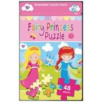 Fairy Princess Puzzle Bag