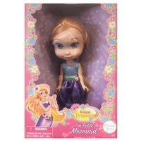Royal Princesses Mermaid Doll 28.5cm