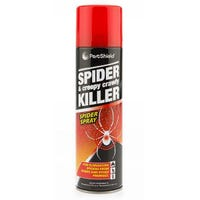Pestshield Spider & Creepy Crawly Killer Spray 200ml