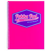 A4 Pukka Vison Jotta Pad in Pink