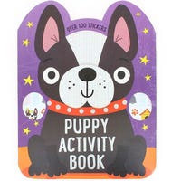 Puppy Activity Book