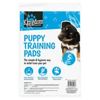 Puppy Training Pads 5 Pack