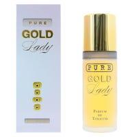 Milton Lloyd Pure Gold Lady Eau de Toilette For Her 55ml