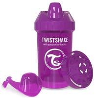 Twistshake Crawler Cup Purple 300ml