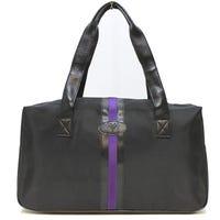 David Beckham Weekender Bag Purple
