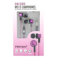 Encore Ws15 Earphones Purple
